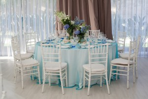 Table arrangement - masseriapietrasole